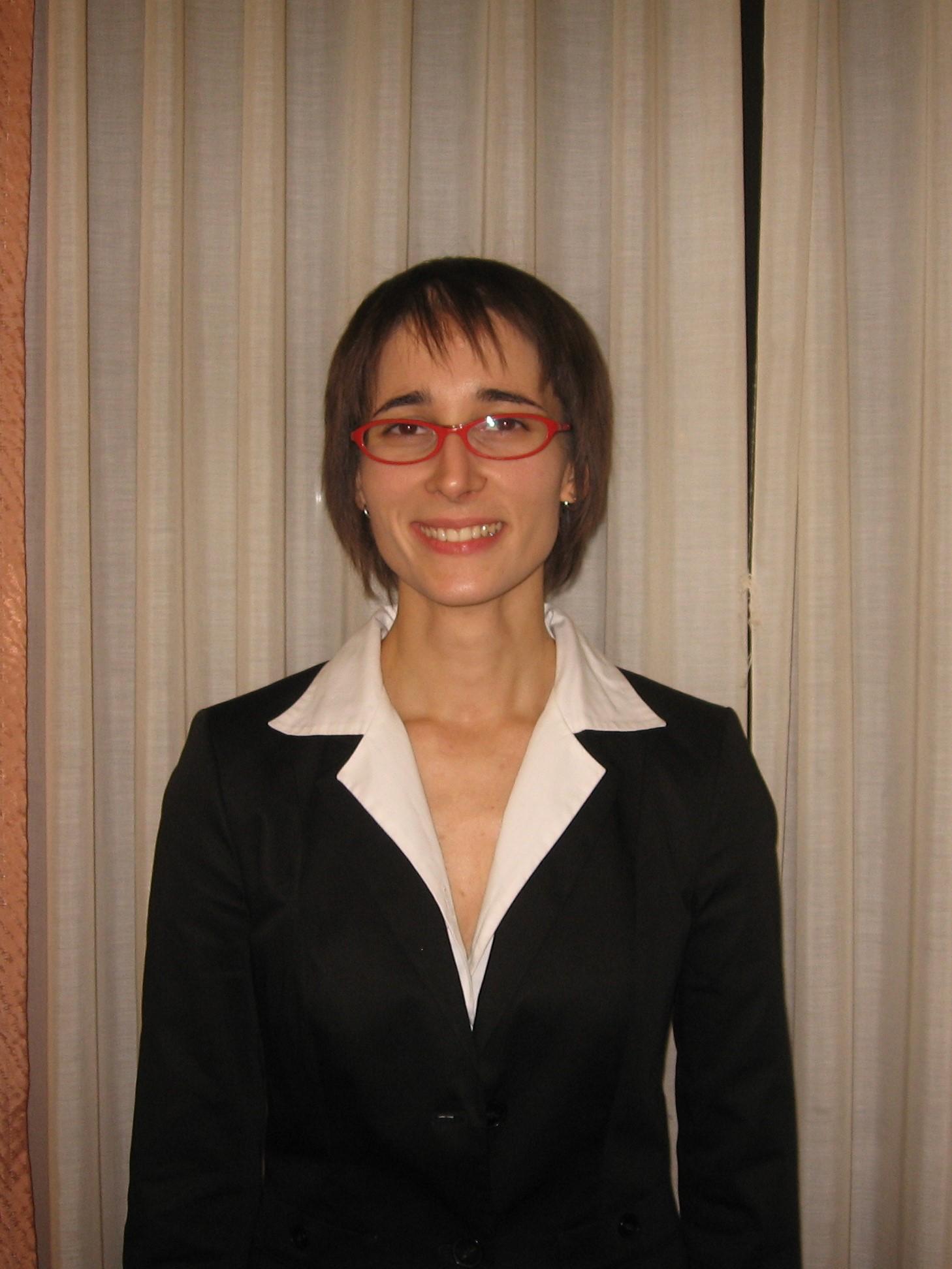 Cristina Lutman